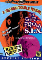 Girl From S.I.N. / Henrys Night In (Double Feature) Movie