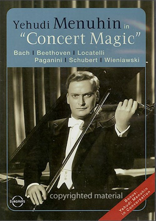Yehudi Menuhin: Concert Magic Movie