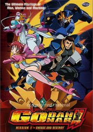 Godannar: Volume 1 - Engage & Destroy Movie