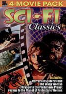 Sci-Fi Classics 4 Pack Vol. 4 Movie