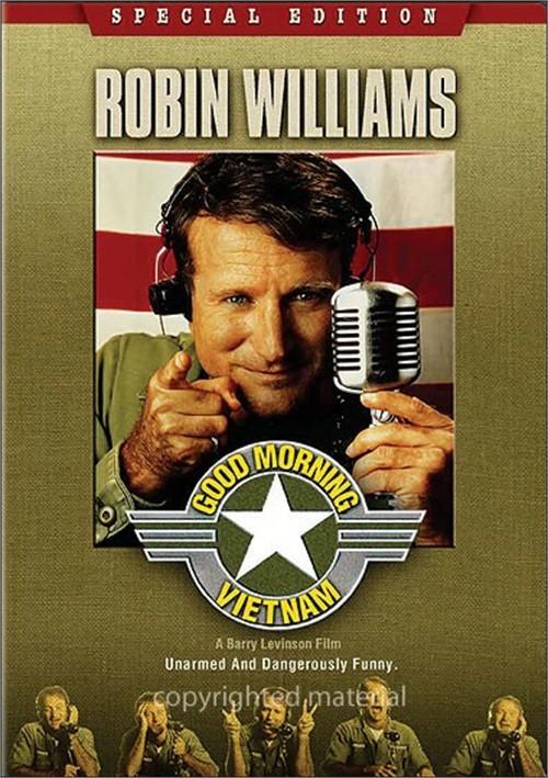 Good Morning Vietnam: Special Edition Movie