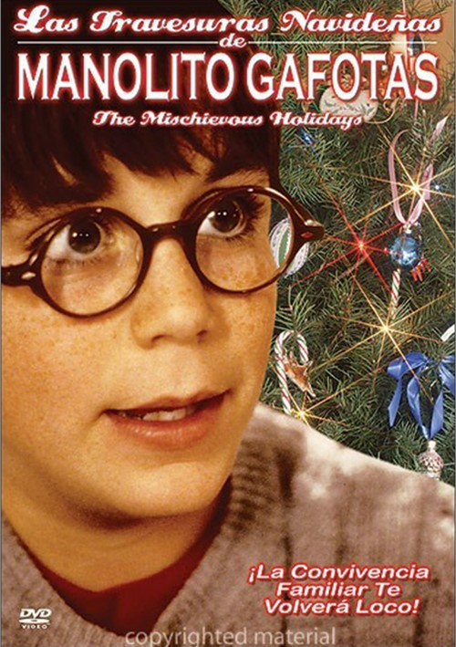 Las Travesuras Navidenas De Manolito Gafotas (The Mischievous Holidays) Movie