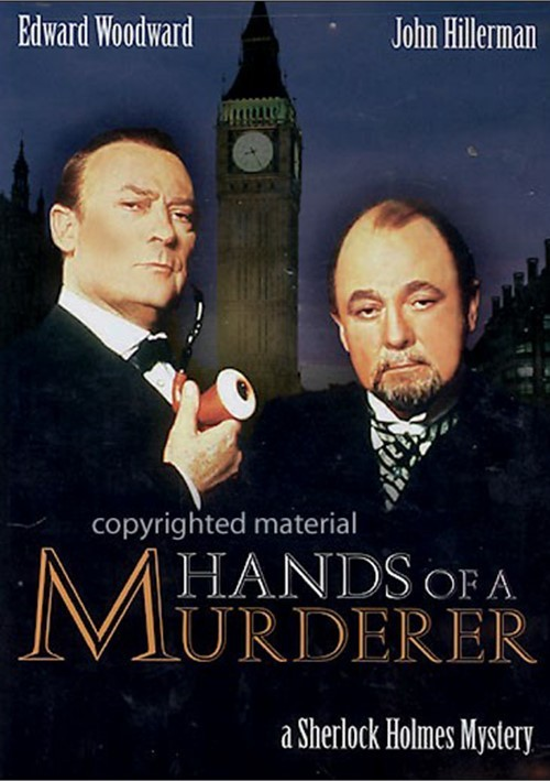 Sherlock Holmes: Hands Of A Murderer Movie