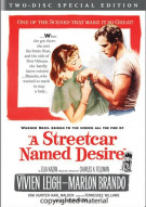 Streetcar Named Desire, A: 2 Disc Special Edition Movie
