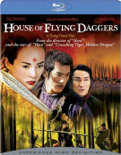 House Of Flying Daggers Blu-ray
