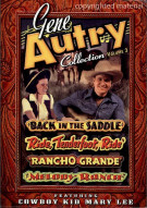 Gene Autry Collection, The: Volume 3 Movie