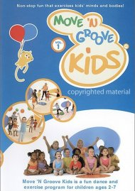 Move N Groove Kids: Volume 1 Movie