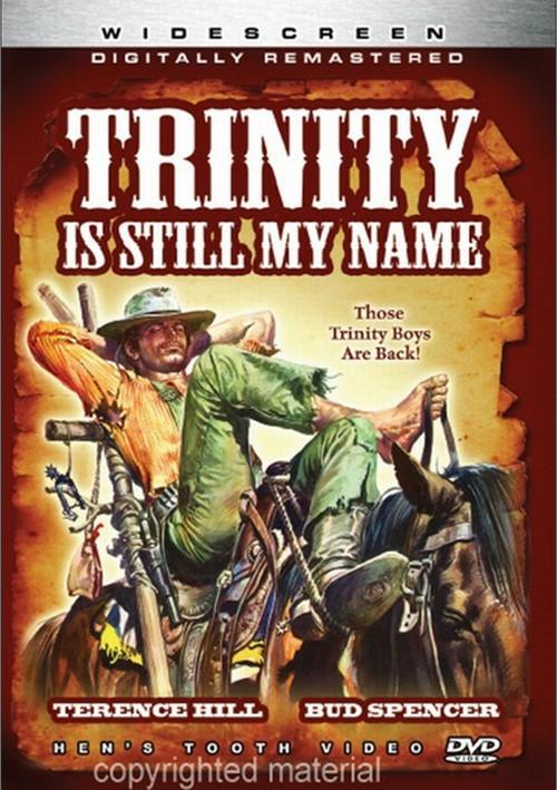 Trinity Is Still My Name Movie