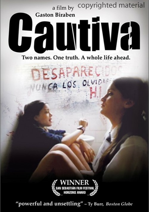 Cautiva Movie