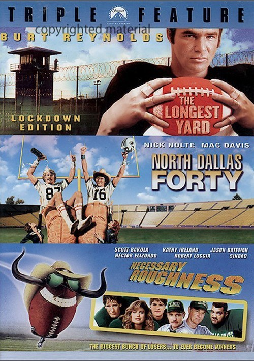 Football Triple Feature Movie