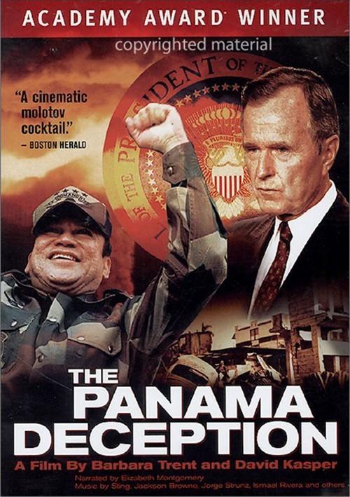Panama Deception, The Movie