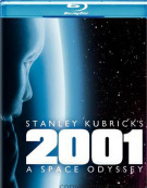 2001: A Space Odyssey Blu-ray