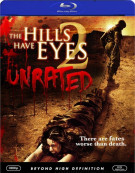 Hills Have Eyes 2, The: Unrated Blu-ray