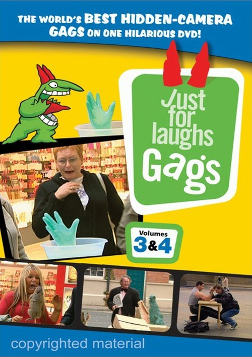 Just for Laughs: Gags - Volume 3 & 4 Movie