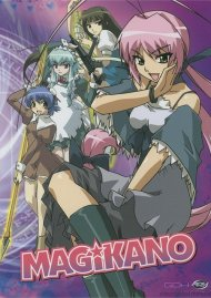 Magikano: Witch Hunt - Volume 2 (Collectors Box) Movie