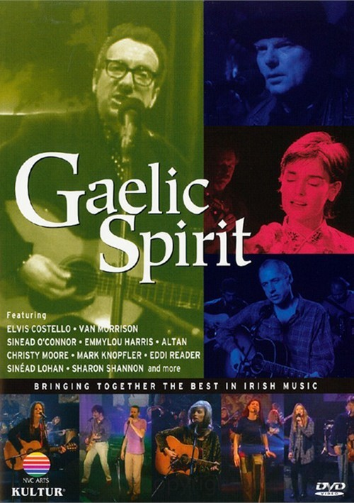 Gaelic Spirit - Bringing Together The Best In Irish Music Movie