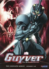 Guyver: The Complete Series Movie