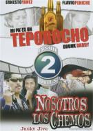 Mi Pa Es Un Teporocho (Drunk Daddy) / Nosotros Los Chemos (Junky Jive) (Double Feature) Movie
