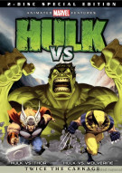 Hulk Vs.: 2 Disc Special Edition Movie