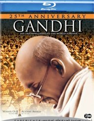 Gandhi: 25th Anniversary Blu-ray