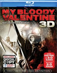 My Bloody Valentine 3D Blu-ray