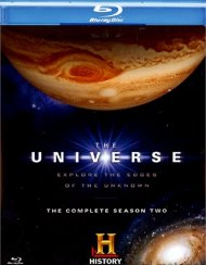 Universe, The: The Complete Season Two Blu-ray