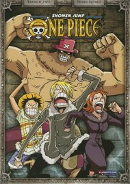 One Piece: Season Two - Third Voyage Movie