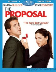 Proposal, The Blu-ray