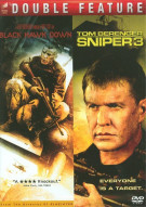 Black Hawk Down / Sniper 3 (Double Feature) Movie