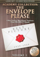 Academy Collection: The Envelope Please Movie