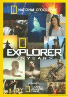 National Geographic: Explorer - 25 Years Movie