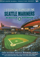 Essential Games Of The Seattle Mariners Movie