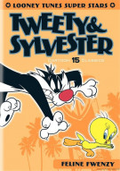 Looney Tunes Super Stars: Tweety & Sylvester - Feline Fwenzy Movie