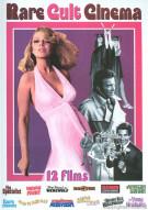 Rare Cult Cinema: 12 Films Collection Movie