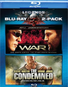 War / The Condemned (Double Feature) Blu-ray