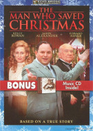 Man Who Saved Christmas, The (Bonus CD) Movie