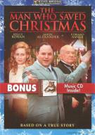 Man Who Saved Christmas, The (Bonus CD) Movie