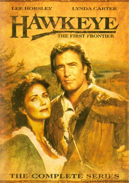 Hawkeye: The First Frontier - The Complete Series Movie
