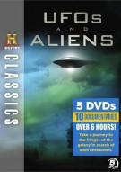 History Classics: UFOs And Aliens  Movie