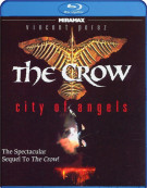 Crow, The: City Of Angels Blu-ray