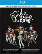 Ride Rise Roar Blu-ray