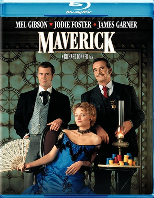 Maverick Blu-ray