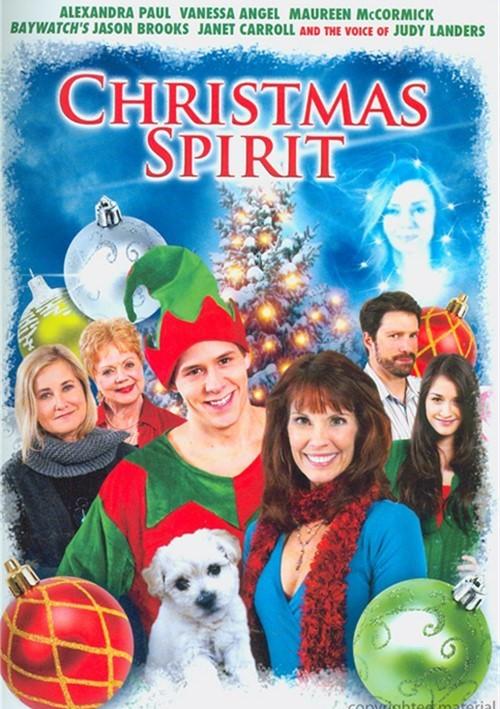 Christmas Spirit Movie