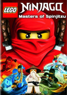 LEGO: Ninjago - Masters Of Spinjitzu Movie