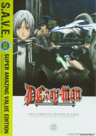 D. Gray-Man: The Complete Second Season Movie