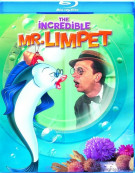 Incredible Mr. Limpet, The Blu-ray