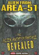 Alien From Area 51: The Alien Autopsy Footage Revealed Movie