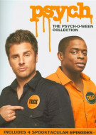 Psych: The Psych-O-Ween Collection Movie