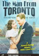 Man From Toronto, The Movie