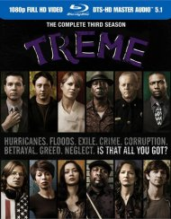 Treme: The Complete Third Season Blu-ray